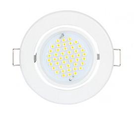 SPOT LED ENCASTRABLE - BLANC CHAUD (3200 K)