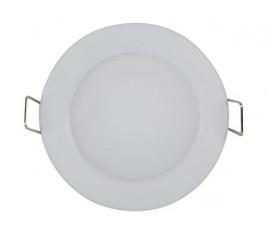 PLAFONNIER À LED 5 W - ROND - BLANC NEUTRE