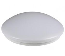 PLAFONNIER À LED DE 20 W - ROND - BLANC NEUTRE