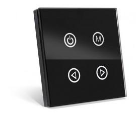 CONTRÔLEUR/VARIATEUR LED TACTILE MULTIFONCTIONS