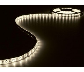 KIT RUBAN À LED FLEXIBLE AVEC ALIMENTATION - BLANC CHAUD - 180 LED - 3 m - 12 VCC