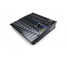 Table de mixage 12 canaux / 2 bus avec interface audio USB et processeur d'effets LIVE1202