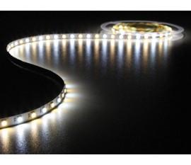 FLEXIBLE À LED - BLANC FROID ET CHAUD - 300 LEDs - 5m - 24V