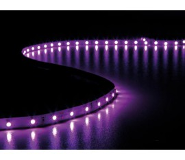 FLEXIBLE LED STRIP - PINK - 300 LEDs - 5 m - 24 V