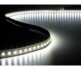 FLEXIBLE À LED - BLANC FROID 6500K ET BLANC CHAUD 3500K - 600 LED - 5m - 24V