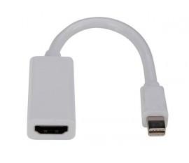 ADAPTATEUR MINI DISPLAYPORT VERS HDMI® - 17 cm - M/F