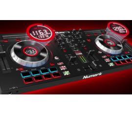 Contrôleur DJ USB Numark - Mixtrack Platinum