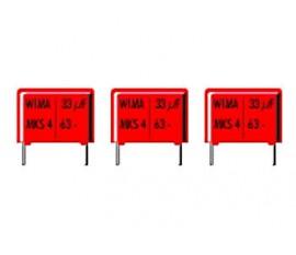 WIMA 0.01µF 400V 10mm