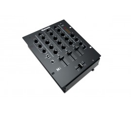 Numark M4 Total Black table de mixage scratch 3 canaux