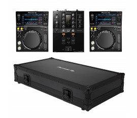 PACK XDJ700 + DJM250 + FLIGHT