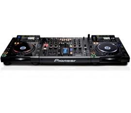 Pack Pioneer : 2 x CDJ-2000 NXS2 + DJM-2000 NXS