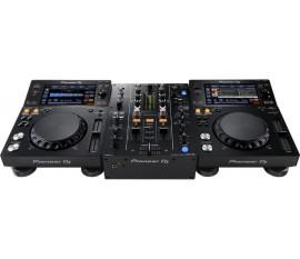 Pack Pioneer 2 x XDJ-700 + DJM-450