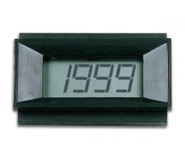AFFICHEUR LCD 3 1/2 DIGITS  -  9VCC