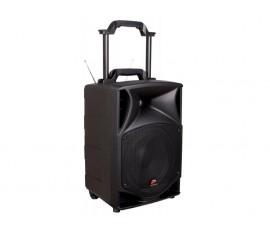 Système de sonorisation portable sur batterie + trolley