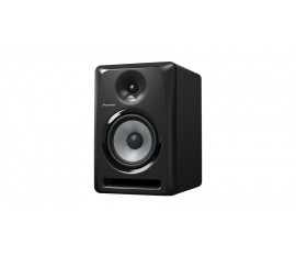 Moniteur Bass Reflex biamplifié 70W 6'' + 1'' (PIECE)