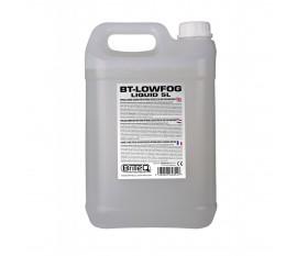 Liquide à fumée spécialement développé pour des résultats optimaux dans les machines LOW FOG. BT LOW FOG 5L