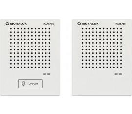 système intercom TALKSAFE  , micro avec hautparleur bi directionel