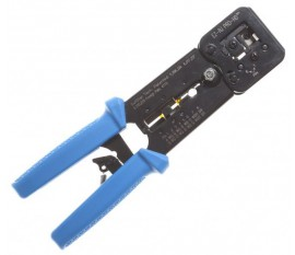 CRIMPING TOOL RJ11/45 - EASY CONNECTOR STRIPPIN