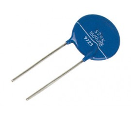 VDR 275VCA/350VCC PAS=10mm