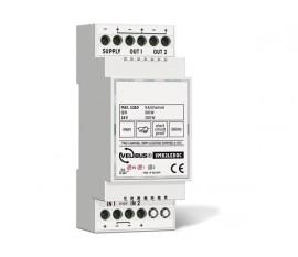 variateur MLI 0-10 V à 2 canaux pour rubans à LED