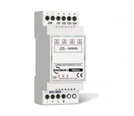 contrôleur universel de variateur 0/1-10V à 4 canaux