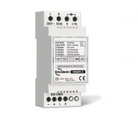 variateur triac à 1 canal pour charges résistives et inductives