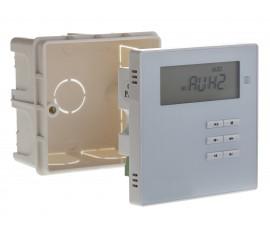 Amplificateur mural 2x10W SD/BT/Radio/AUX/USB avec sortie ligne WALLAMPmedia