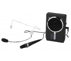 Sonorisation portable sur Batterie WAP7
