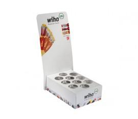 Magazin Bit holder LiftUP Cardboard Display - Wiha - for 10pcs magazin bit holder set