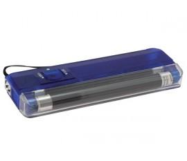 LAMPE UV MINIATURE + TORCHE / BLEU