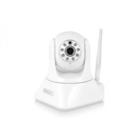 EMINENT - CAMLINE PRO PAN/TILT 1080P FULL HD IP CAMERA WITH APP - WHITE